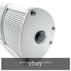 3KW Outdoor Electric Patio Heater Garden Wall Mounted Infrared Water-resistant
