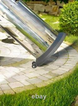 ENDERS stainless steel ECO garden patio gas heater burner German make UK SELLER