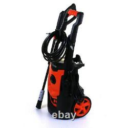 Pressure Washer Power Jet Wash Electric Garden Patio Home Car Outdoor Pump 1600W