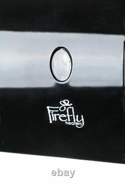 2 Firefly 1.8kw Murale Radiateurs Jardin Électrique Extérieur Jardin D'hiver