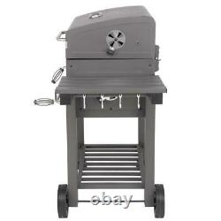 Barbecue Bbq Outdoor Charcoal Fumer Portable Grill Garden Picnic Patio Camping