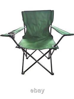 Chaise Pliante De Camping Potable Garden Fishing Outdoor Seat Festival Beach Patio