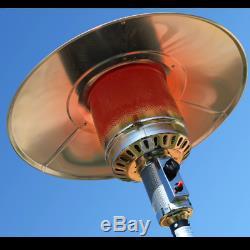 Dellonda Autoportant Gaz Extérieur Jardin Radiateurs Commercial / 13kw Domestique