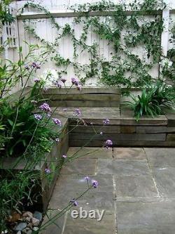 Meubles De Jardin Bespoke Patio Terrasse En Bois Reclaimed Bois Rustique Siège