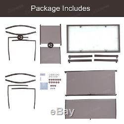 Meubles De Jardin Ensembles Table + Chaises Patio / Jardin / Extérieur / Conservatoire / Balcon