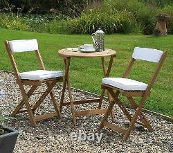 Table Et Chaises De Jardin De Patio Réglées En Bois Meubles De Jardin Extérieurs